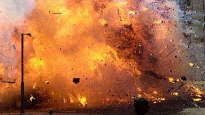 Explozie puternică la o fabrică din China. Zeci de salvatori și pompieri lucrează la faţa locului