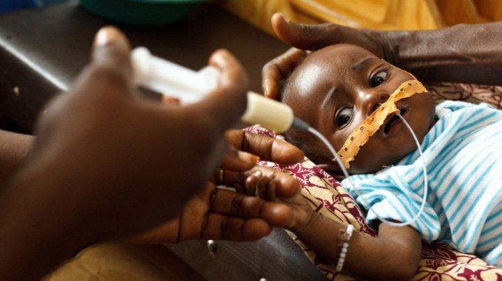 Peste 100.000 de copii sunt aproape de a muri de malnutriție severă, în regiunea Tigray