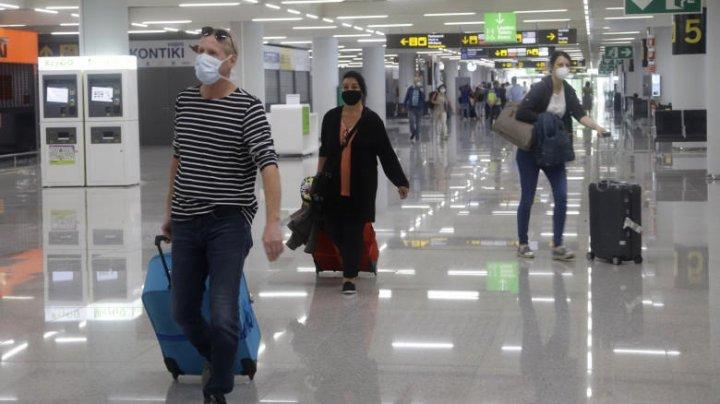 Republica Moldova EXCLUSĂ din lista verde a statelor ai căror cetățeni pot călători liber în spațiul european