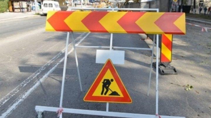 ATENȚIE! Trafic suspendat pe o stradă din Capitală. Ce porțiuni de drum ar trebui să le evitați