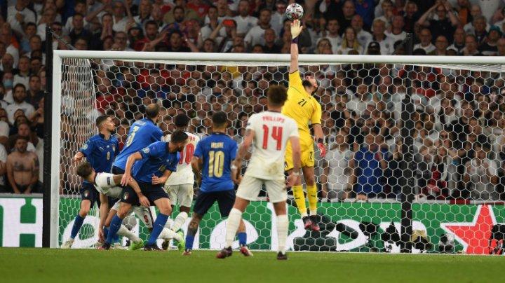 Cine a fost desemnat cel mai bun jucător de la EURO 2020. Ronaldo, golgheterul campionatului