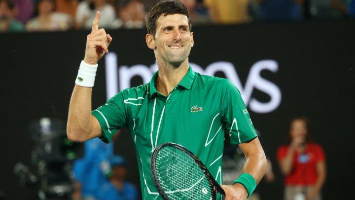 Novak Djokovic este la un pas de a deveni cel mai titrat tenismen din istoria turneelor de Mare Șlem