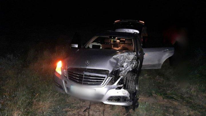 DETALII despre accidentul din această noapte din raionul Sîngerei. În unul din automobile se afla un copil de 2 anișori