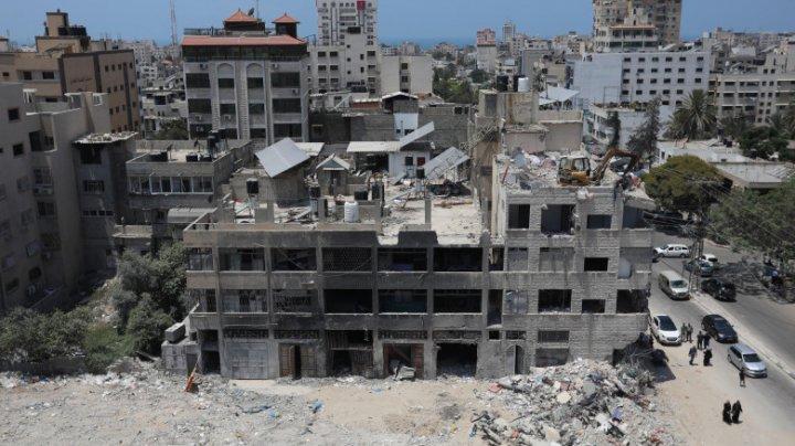 Atacuri aeriene din Israel asupra Fâșiei Gaza, după ce baloane incendiare ar fi fost lansate din enclavă
