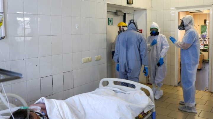 Spitalele din Tunisia sunt copleșite de numărul mare de cazuri de COVID-19