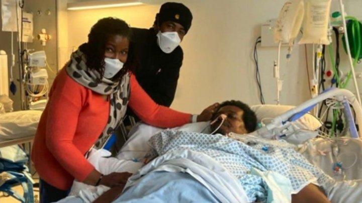 Un pacient bolnav de COVID-19 a ieșit din spital după 203 zile. Mesajul lui pentru nevaccinați