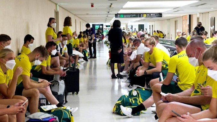 Echipa de atletism a Australiei, în izolare la JO 2020, după ce a intrat în contact cu un sportiv depistat pozitiv la COVID