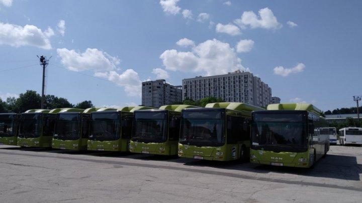 Primele patru autobuze cu parcurs din Norvegia, au fost puse pe rute în suburbii