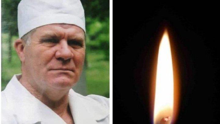 Doliu în Armata Națională! S-a stins din viață colonelul medic, Vladimir Gligor