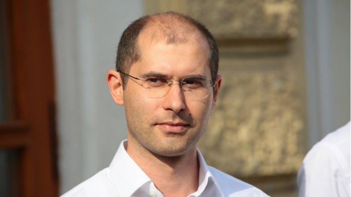 """Reacția lui Sergiu Tofilat: """"Violența este inadmisibilă, disputele nu se rezolvă cu astfel de instrumente"""""""