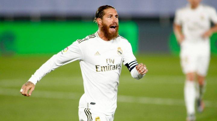 Este oficial! Sergio Ramos a devenit jucătorul clubului Paris Saint-Germain