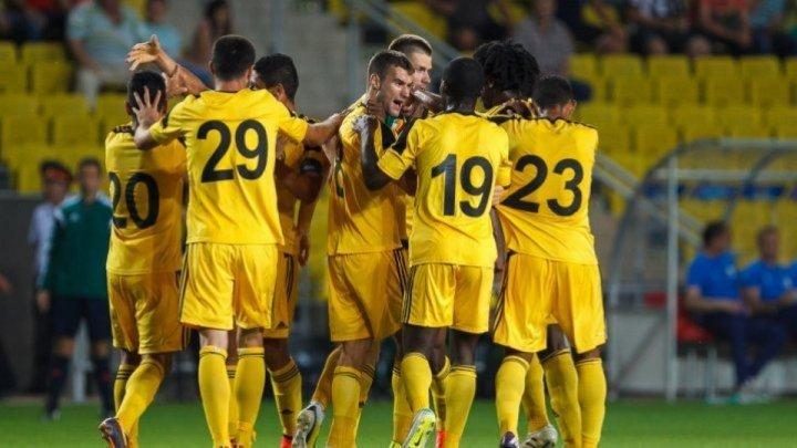 Sheriff Tiraspol au învins în deplasare pe Alashkert Erevan, campioana Armeniei, în turul doi preliminar cu scorul de 1-0