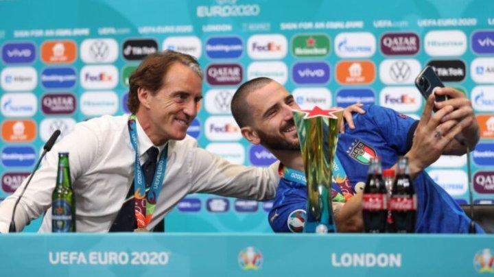 Suma pe care o va primi fiecare jucător al Italiei pentru câștigarea EURO 2020