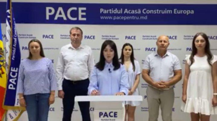 Partidul PACE, după ce s-au închis secțiile de votare: Am avut cea mai corectă campanie electorală