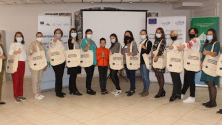 Un nou proiect finanțat de UE are scop sporirea implicării femeilor în procesele de guvernare din Moldova