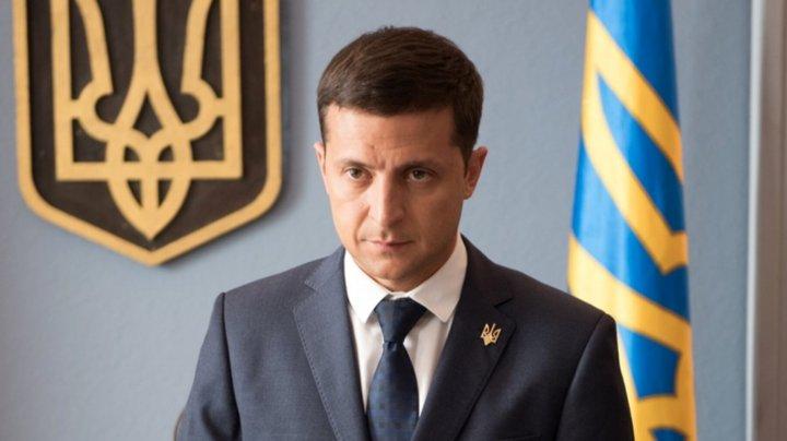 Volodimir Zelenski înlocuiește pe neșteptate responsabili de rang înalt. Motivul invocat de Președintele Ucrainei