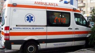 Accident violent în satul Nicolaevca. Un băiat de 18 ani a ajuns la spital
