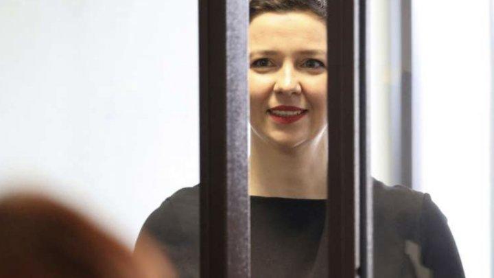 La Minsk a început procesul împotriva celei mai carismatice personalităţi a opoziţiei belaruse, Maria Kolesnikova