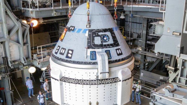 Boeing a amânat lansarea capsulei CST-100 Starliner către Staţia Spaţială Internaţională