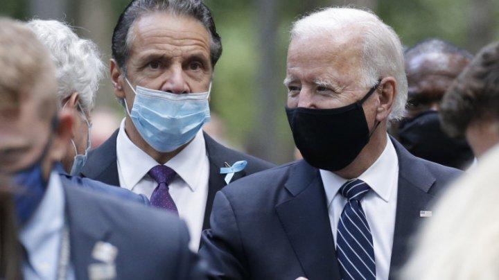 Joe Biden i-a cerut demisia lui Andrew Cuomo, guvernatorul statului New York, acuzat de hărțuire sexuală