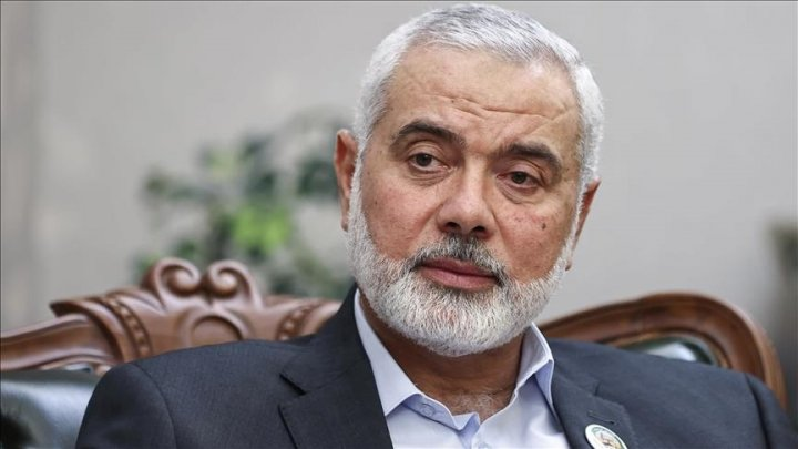 Ismail Haniyeh, reales şef al grupării islamiste palestiniene Hamas