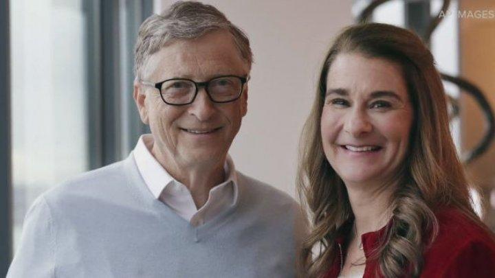 Bill şi Melinda Gates sunt oficial divorțați, după 27 de ani de căsnicie. Vezi cum aceștia au împărțit averea