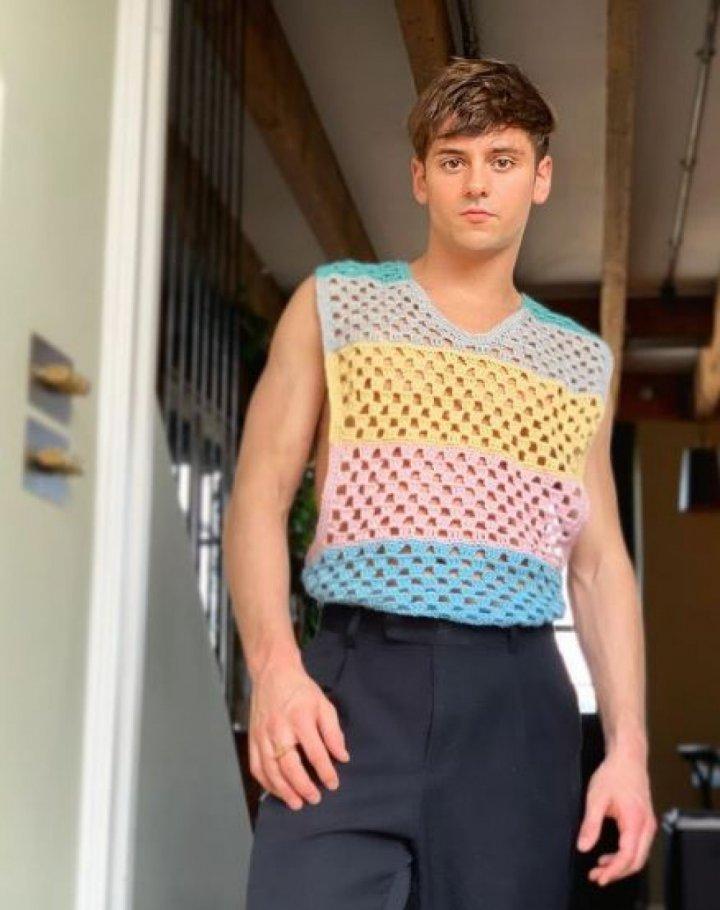 """Campionul britanic Tom Delay, surprins în tribune în timp ce croșeta la JO de la Tokyo: """"Sunt mândru că sunt homosexual"""""""