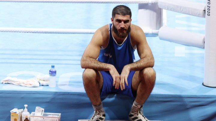 Mourad Aliev, boxerul care a făcut scandal după ce a fost descalificat, a cerut rejucarea meciului