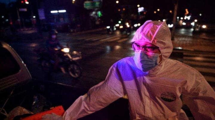 Thailanda a înregistrat peste 20 000 de cazuri de infectare cu coronavirus. Este cel mai mare număr de la începutul pandemiei