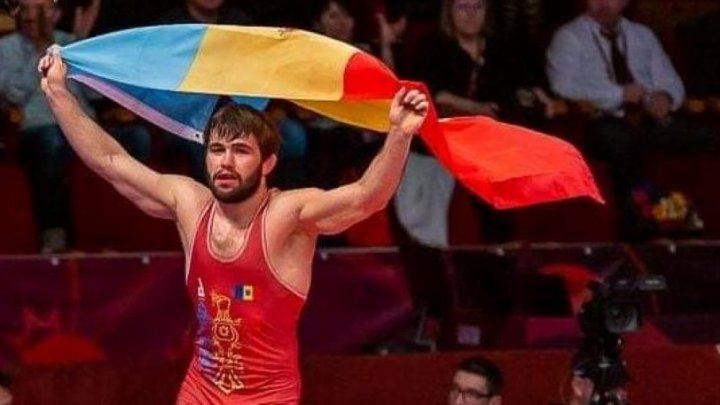 Moldoveanul Victor Ciobanu va lupta pentru medalia de bronz la Jocurile Olimpice de la Tokyo