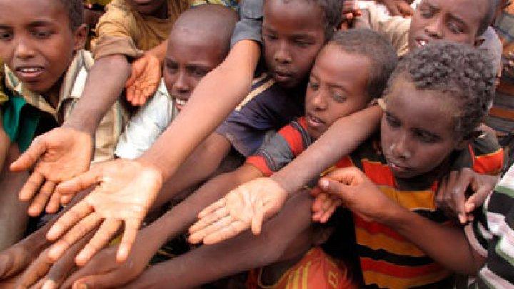 Scene de suferință inimaginabilă. Prima foamete din istoria modernă, cauzată de încălzirea globală
