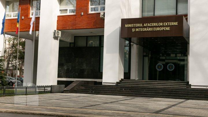 MAEIE regretă acţiunile Rusiei, care a deschis 27 de secţii de votare în regiunea transnistreană