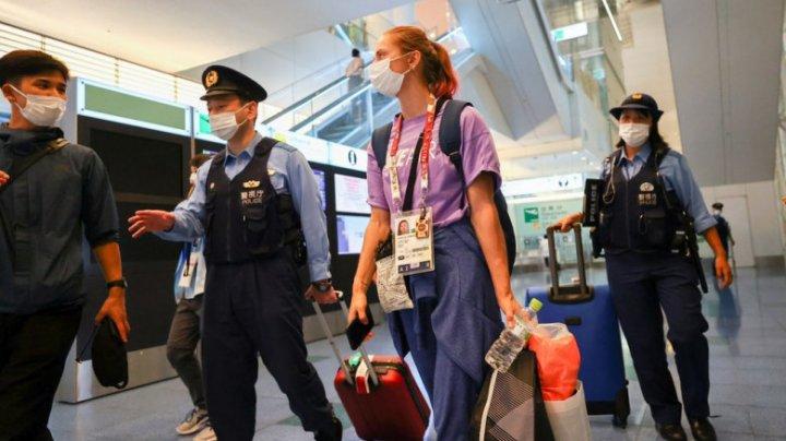 Atleta din Belarus care a fost răpită și forțată să se întoarcă în țară a primit viză umanitară în Polonia (FOTO)