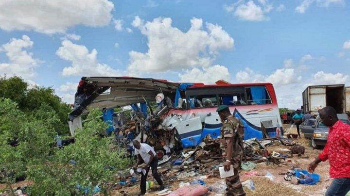 Accident CUMPLIT în Mali. 40 de persoane au decedat şi alte 33 au fost rănite