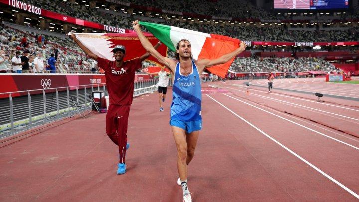 Emoții excepționale la Jocurile Olimpice! După 109 ani, doi atleți au acceptat să împartă medalia de aur