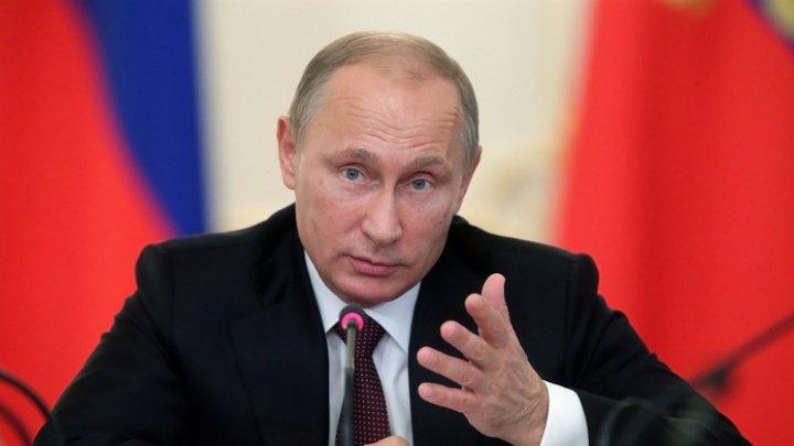 Putin decretează o săptămână nelucrătoare începând cu 30 octombrie pentru a limita răspândirea COVID-19