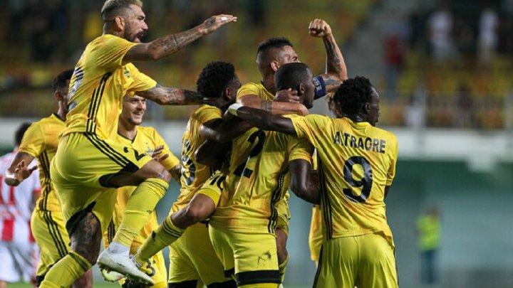 Sheriff Tiraspol va disputa returul cu Dinamo Zagreb din play-off-ul Ligii Campionilor