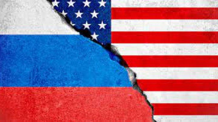 Noi tensiuni între Rusia și SUA. Care e motivul celui mai recent scandal diplomatic