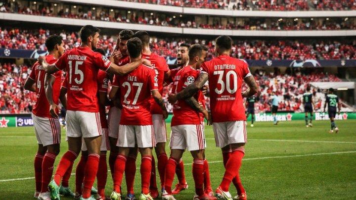 Meciuri decisive în Play-Off. SV Eindhoven și Benfica vor lupta azi pentru un loc în grupe