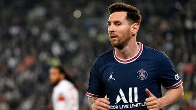 Situație tensionată la ultimul meci al lui Paris Saint-Germain: Lionel Messi a fost înlocuit de antrenor