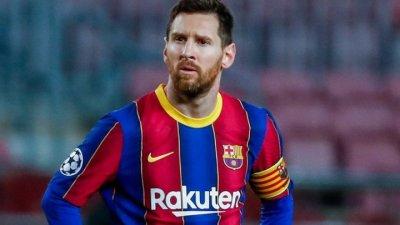 Lionel Messi va rata al doilea meci consecutiv al formației Paris Saint-Germain din cauza accidentării la genunchi