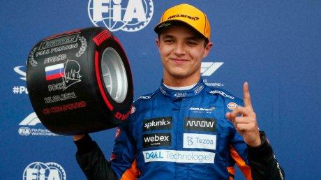 Pilotul britanic Lando Norris a obţinut primul său pole position din Formula 1