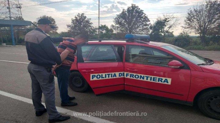 Un moldovean căutat de autoritățile române, depistat la controlul de frontieră în Albița