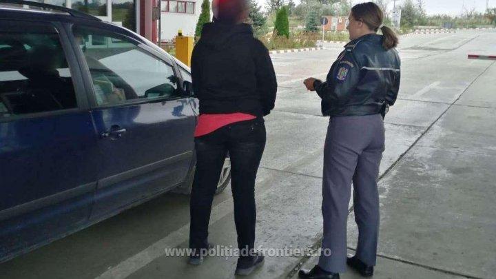 O moldoveancă, dată în căutare în Germania, reţinută de poliţiştii români