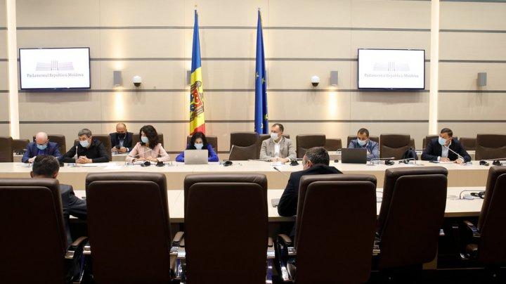 Parlamentul a inițiat controlul parlamentar asupra activității CNA