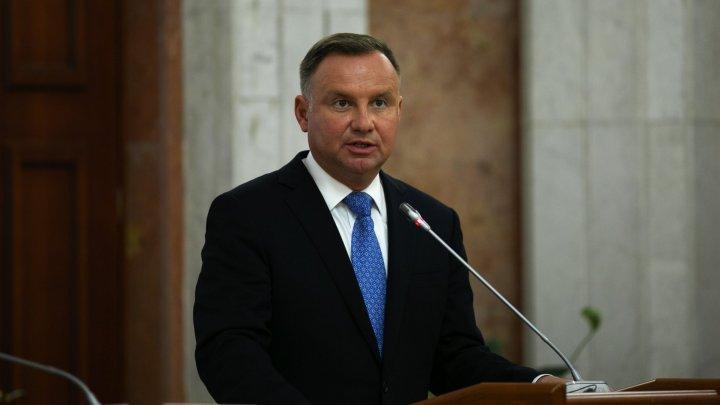 Declarațiile șefului statului polonez despre integrarea europeană a Republicii Moldova