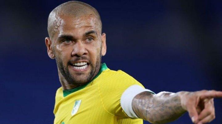 Celebrul fotbalist Dani Alves pleacă cu scandal de la Sao Paulo