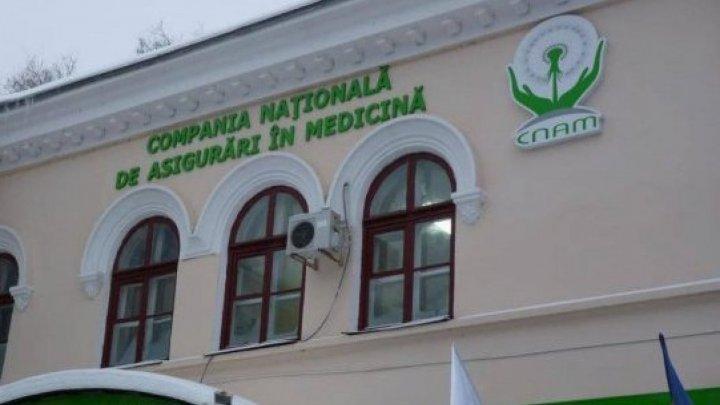 CNAM reacţionează şi spune că NU are restanţe la efectuarea plăţilor către instituţiile medicale
