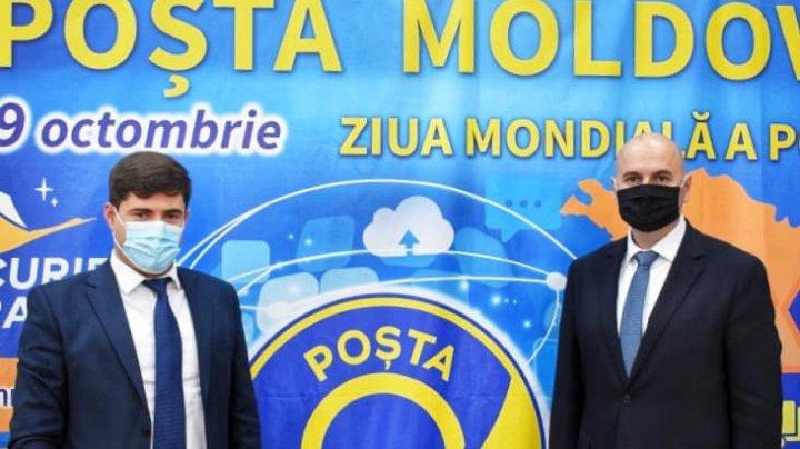 """Un fruntaș din echipa PAS, la șefia """"Poștei Moldovei"""""""