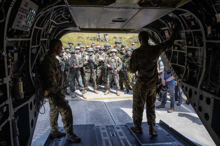 "Militarii moldoveni participă la exercițiul ""Saber Junction"" (FOTO)"